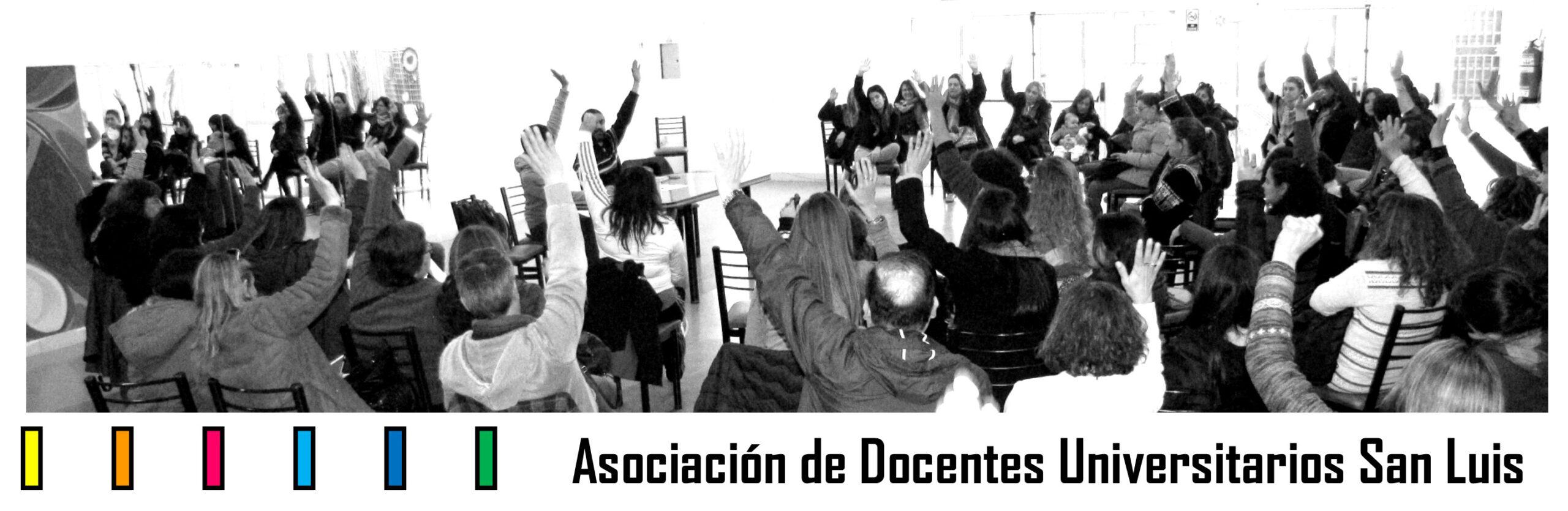 Asociación Docentes Universitarios San Luis